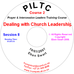 Dealing with Church Leadership
