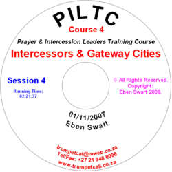 Intercessors & Gateway Cities