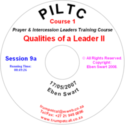 Qualities of a Leader II