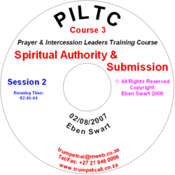 Spiritual Authority & Submission