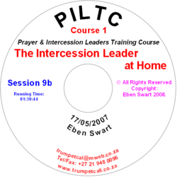 The Intercession Leader at Home